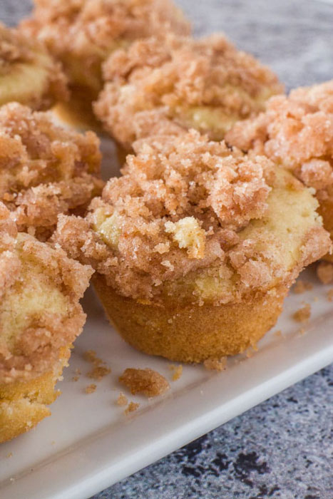 Coffee Cake Muffins Recipe Best Crafts And Recipes