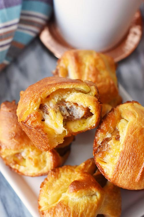 Sausage Egg And Cheese Breakfast Bombs Recipe Best